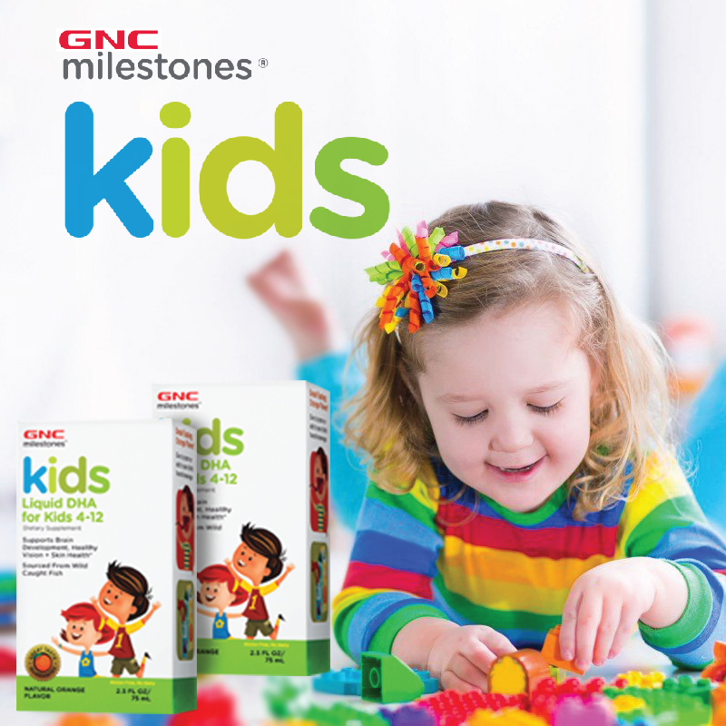 GNC kids dha for kids