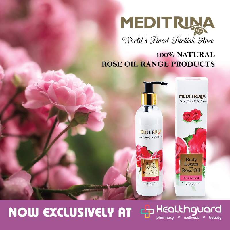meditrina body lotion
