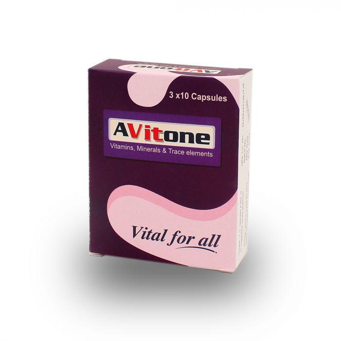 AVITONE CAPSULES 30S