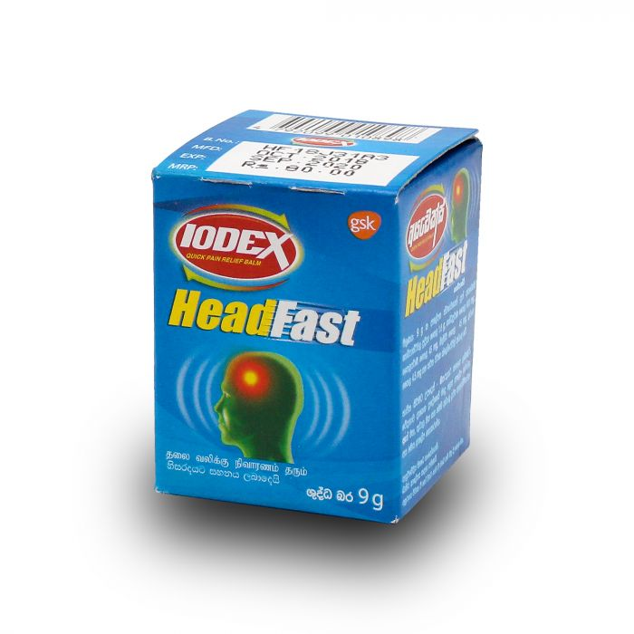 IODEX HEADFAST 9 G