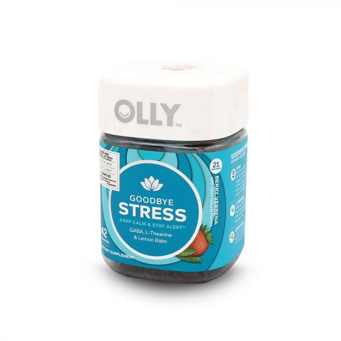 OLLY GOODBYE STRESS 42 GUM 525879
