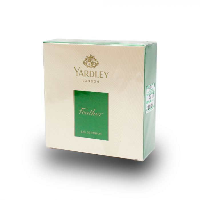 YARDLEY  EDP  FEATHER FOR MEN 100ML