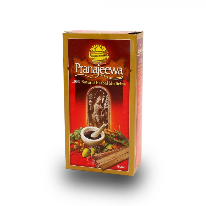 PRANAJEEWA 100% NATURAL HERBAL MEDICINE