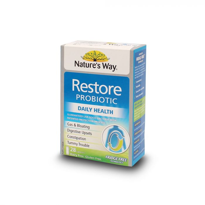 RESTORE DAILY PROBIOTIC 28S