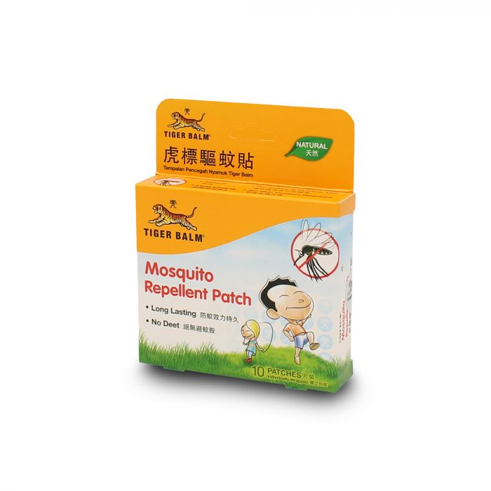 TIGER MOSQUITO REPELLENT PATCH