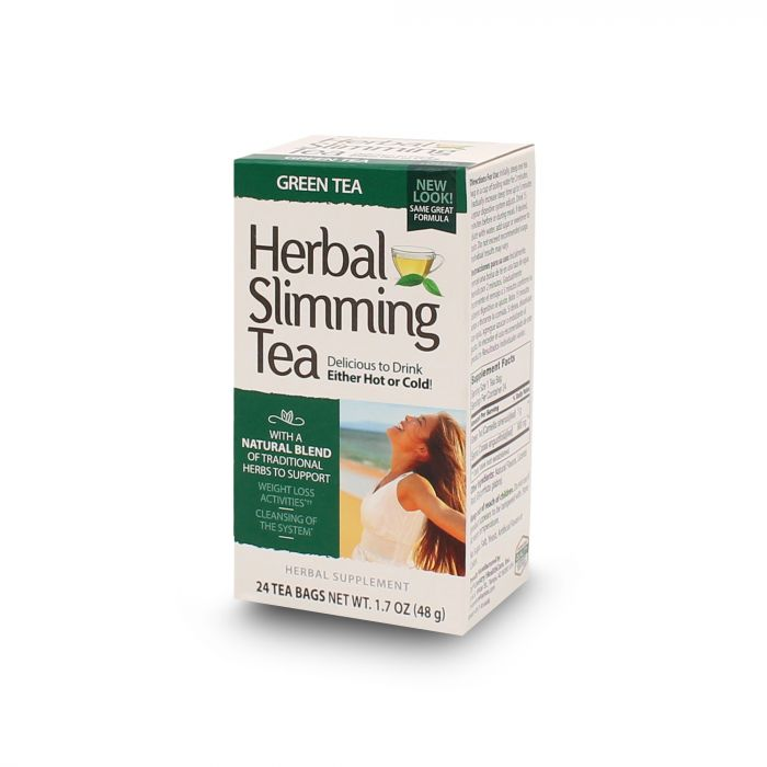 HAL HERBAL SLIMMING TEA GREEN TEA 24TB