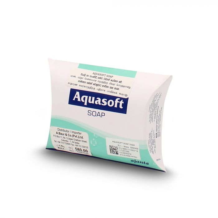 AQUASOFT SOAP 75 G