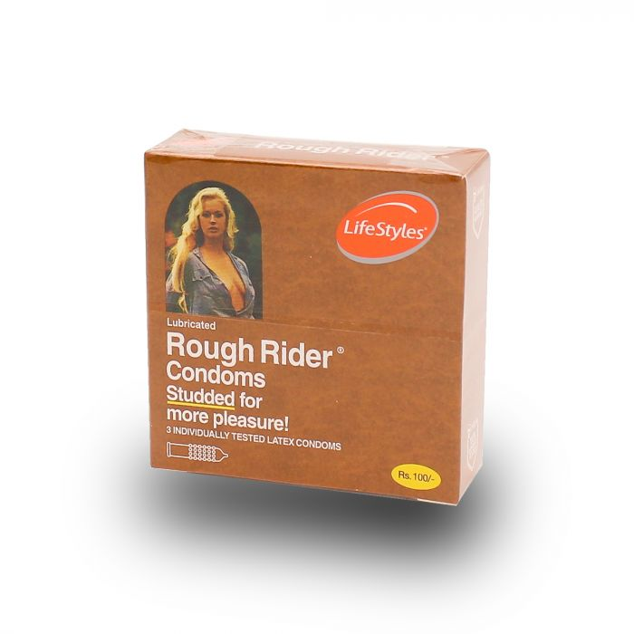 ROUGH RIDER (3 PACK)