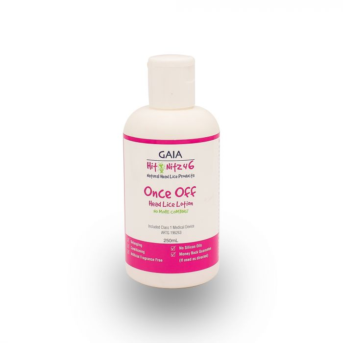 GAIA HIT NITZ ONCE OFF LOTION 250ML