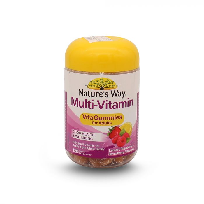 NATURE  S WAY ADULT GUMMIES  MULTI