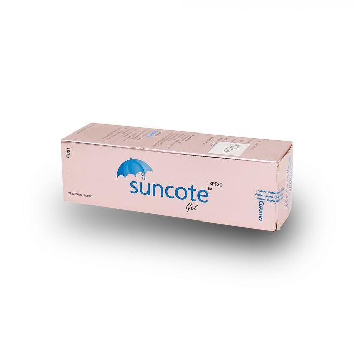 SUNCOTE GEL 100G