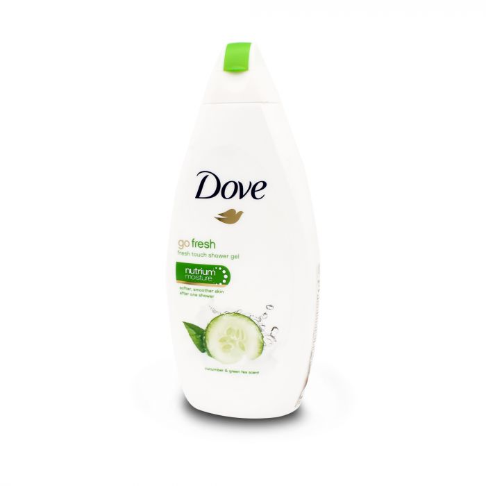 DOVE GO FRESH TOUCH SHOWER GEL 500ML