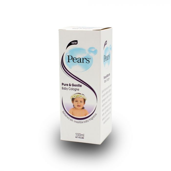 PEARS BABY  PURE & GENTLE  COLOGNE 100ML