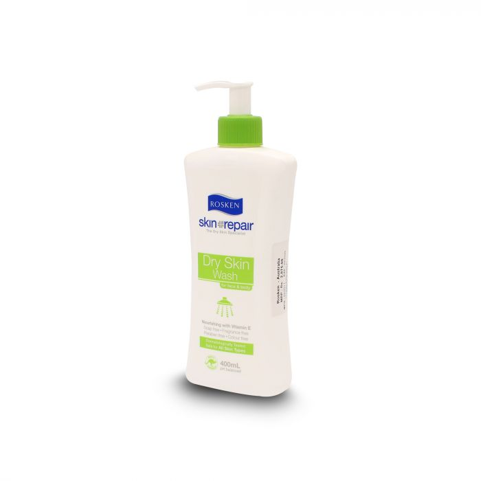 ROSKEN SKIN REPAIR DRY SKIN WASH