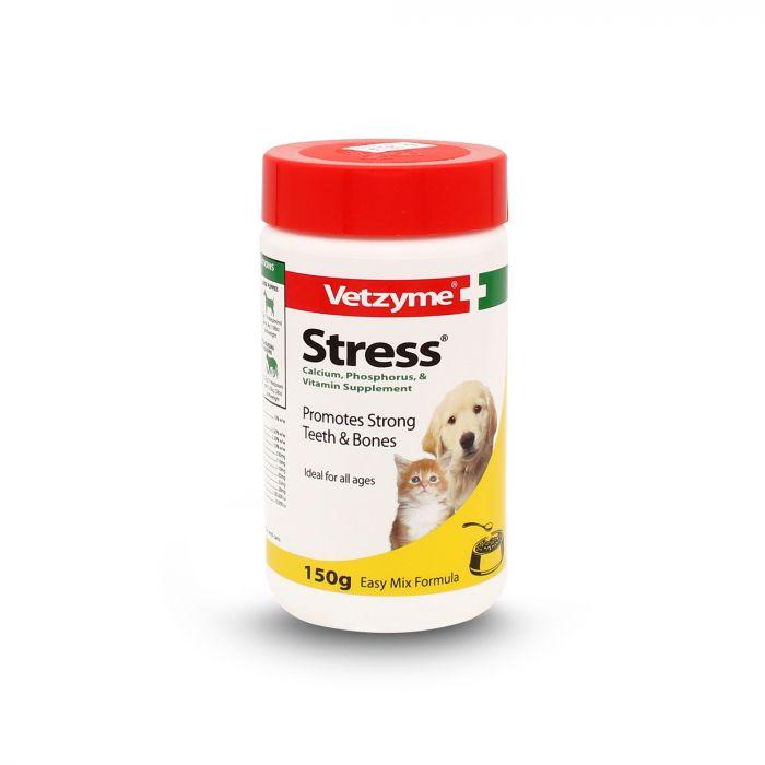VETZYME STRESS POWDER 150G