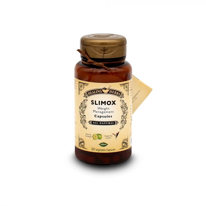 HEALING HERBS SLIMOX CAP 30S