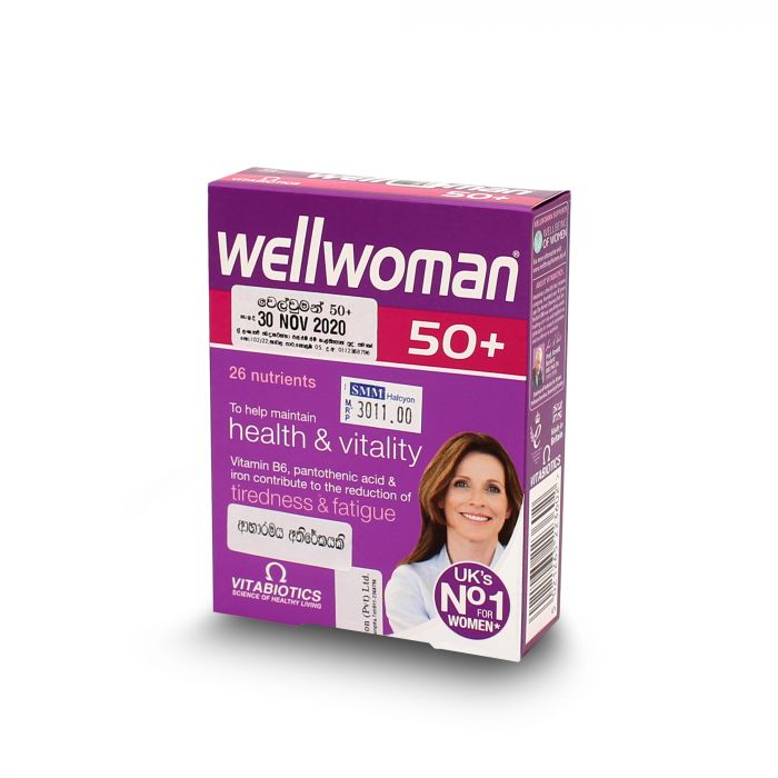 WELL WOMAN 50+