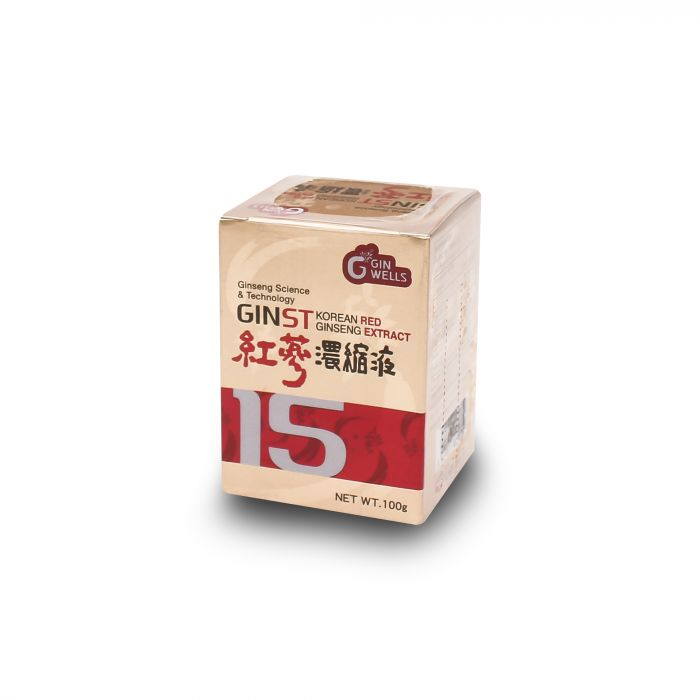 GINST RED GINSENG EXTRACT