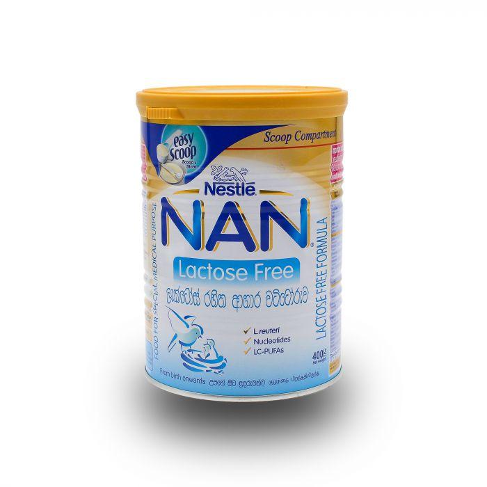 NAN LACTOSE FREE 400G