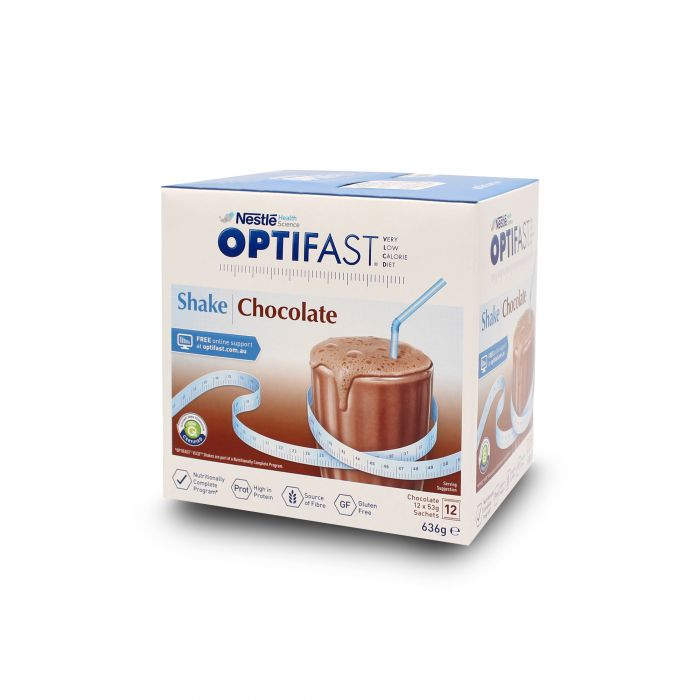 OPTIFAST CHOCALATE 12*54G