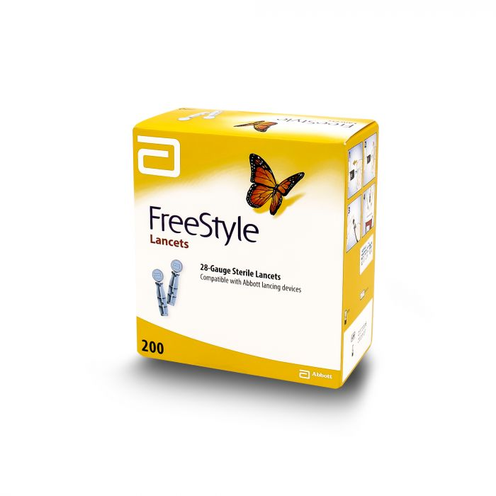 FREESTYLE LANCETS 200S