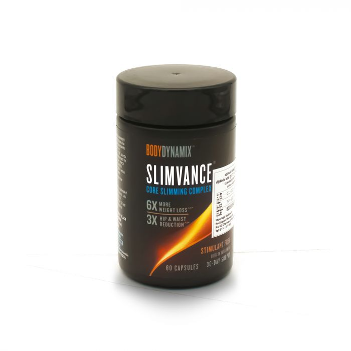 BODY DYNAMIX SLIMVANCE 60 CAPS