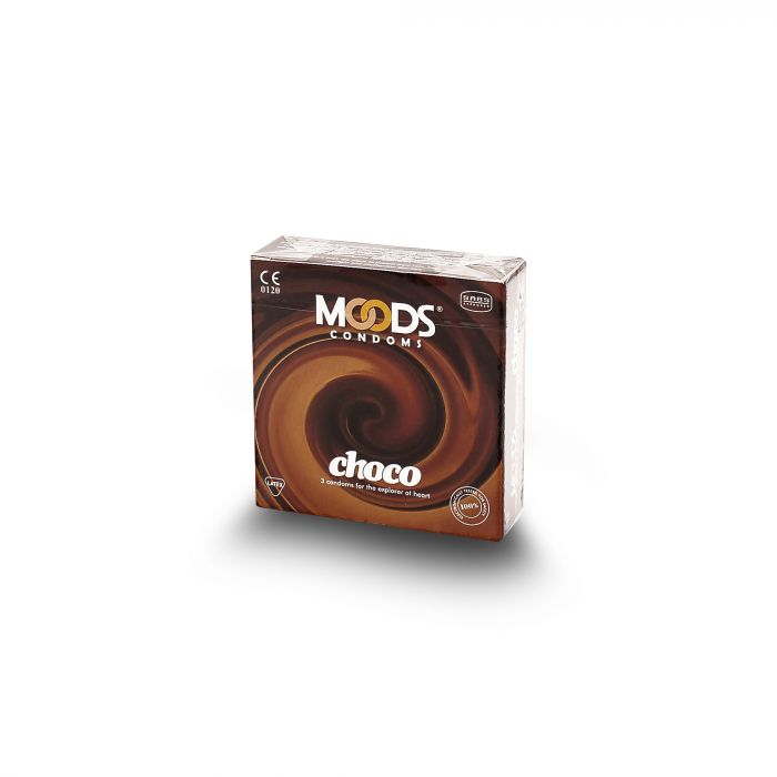 MOODS CHOCOLATE FLAVOURED