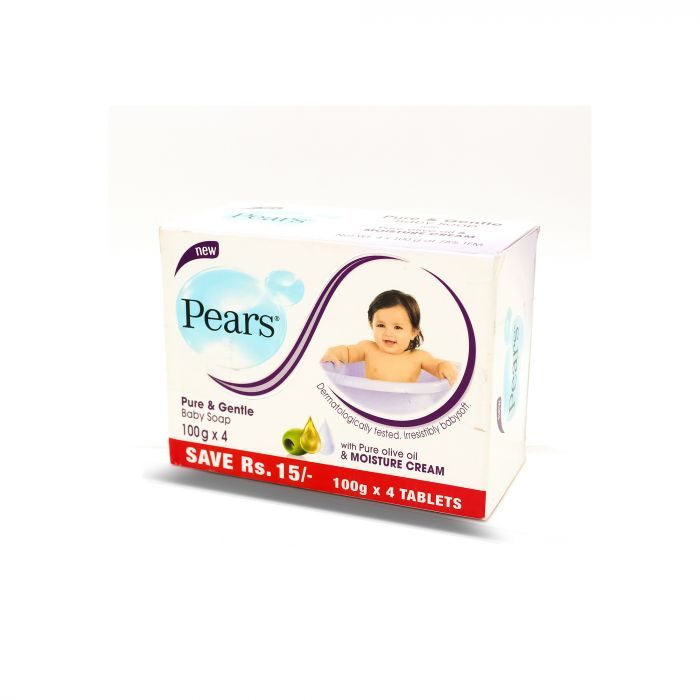 PEARS BABY SOAP 75G - P & G M/PACK