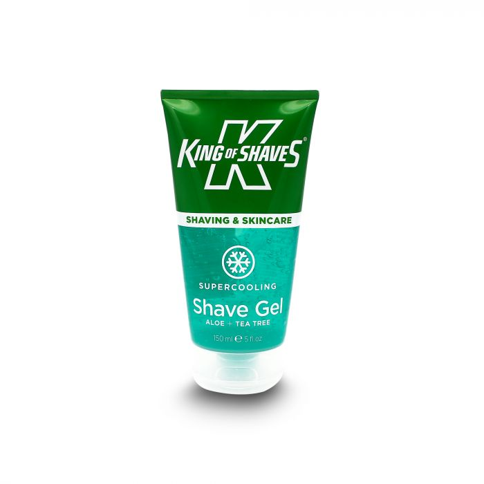 KING OF SHAVES SHAVE GEL COOL 150ML