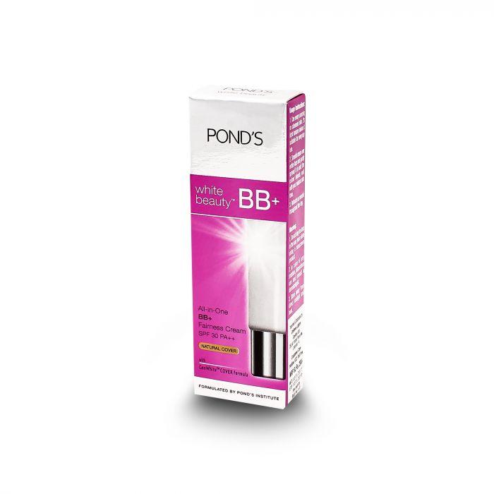 PONDS WHITE BEAUTY FAIRNESS CREAM BB+ 9G