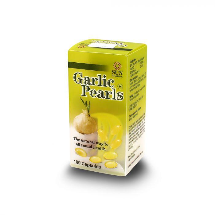 GARLIC PEARLS