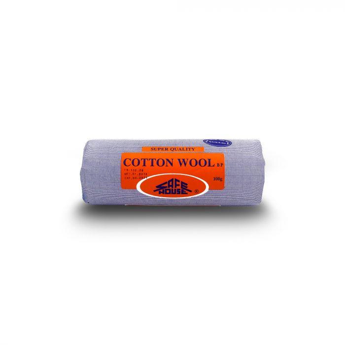 COTTON WOOL 100G