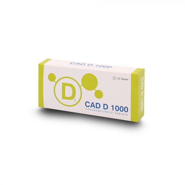 CAD D 1000 - 30TABS