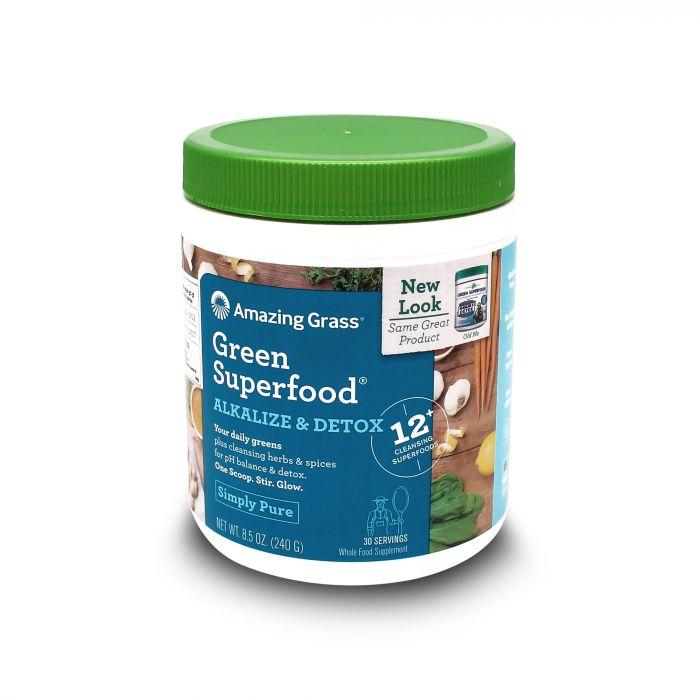 AG GREEN SUPERFOOD A&D 210G 00444713