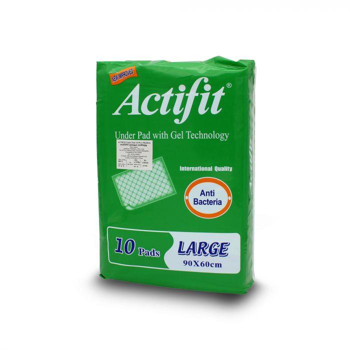 ACTIFIT UNDER PAD - 10 PADS