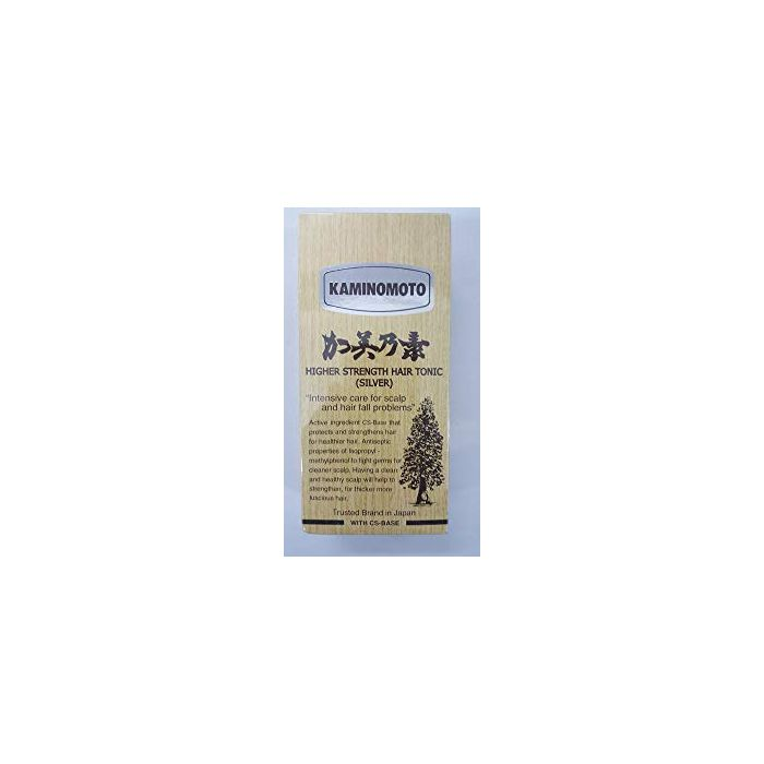 KAMINOMOTO HS HAIR TONIC (SILVER) 150ML