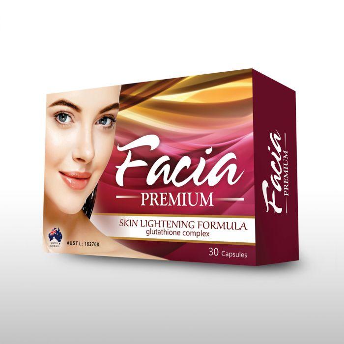 FACIA PREMIUM CAP 30S
