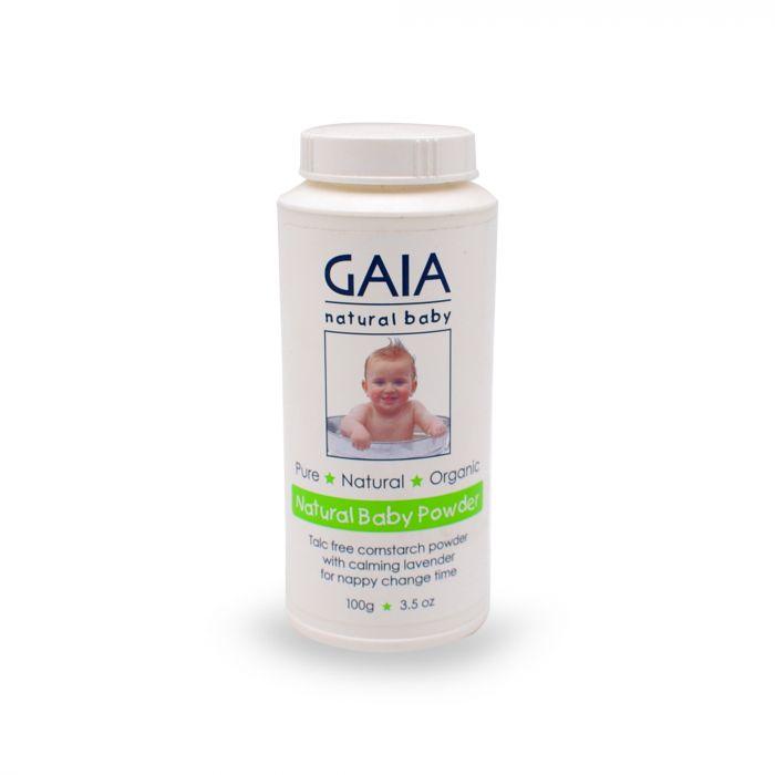 GAIA BABY POWDER 100G