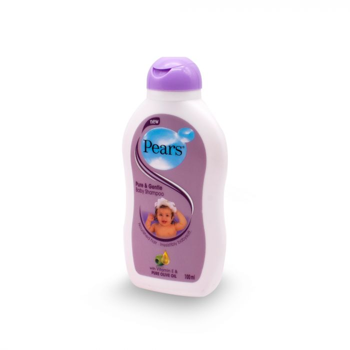 PEARS BABY PURE & GENTLE SHAMPOO 100ML
