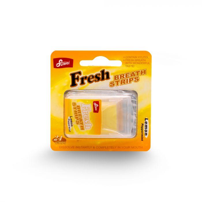 FRESH BREATH STRIPS -DP