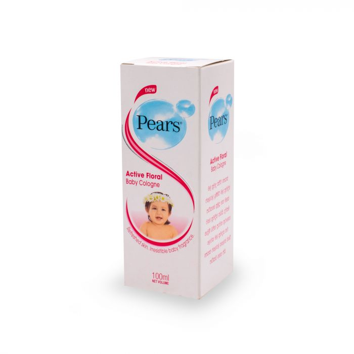 PEARS ACTIVE BABY COLOGNE FLORAL 100ML