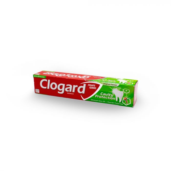 CLOGARD TOOTHPASTE 160G