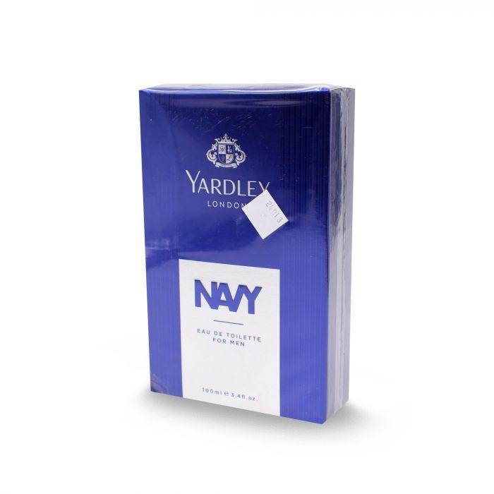 YARDLEY  EDP  NAVY FOR MEN 90ML