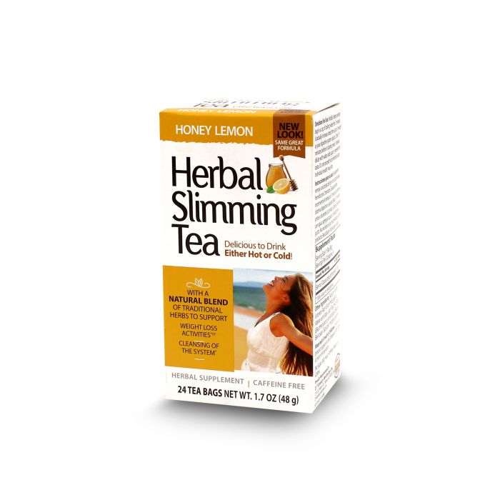 HAL HERBAL SLIMMING TEA HONEYLEMON 24TB