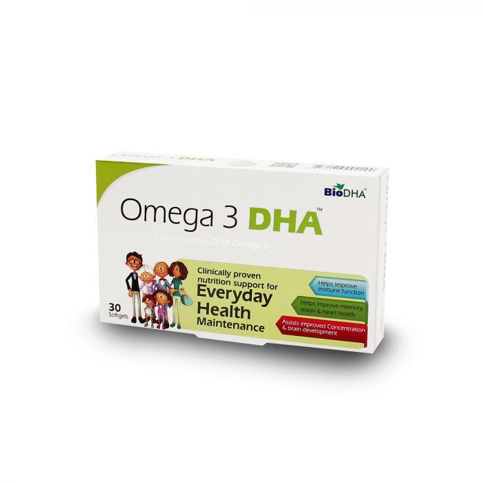 OMEGA 3 DHA 30 S
