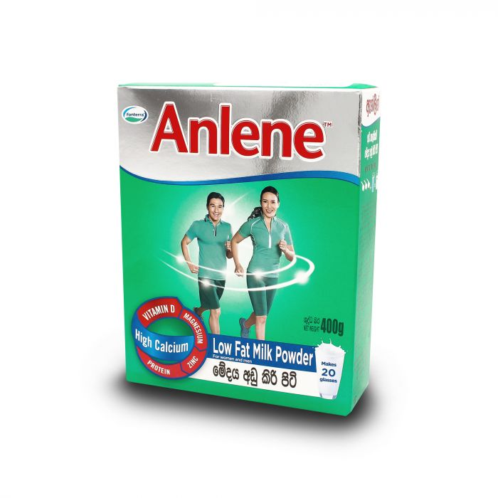 Anlene Non Fat Milk Powder 400g