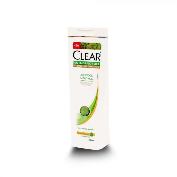 CLEAR ANTI DANDRUFF NOURISH SHAMPOO 200ML
