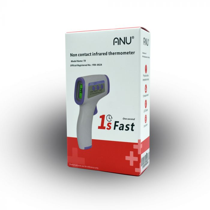 INFRARED FOREHEAD THERMOMETER (T8)