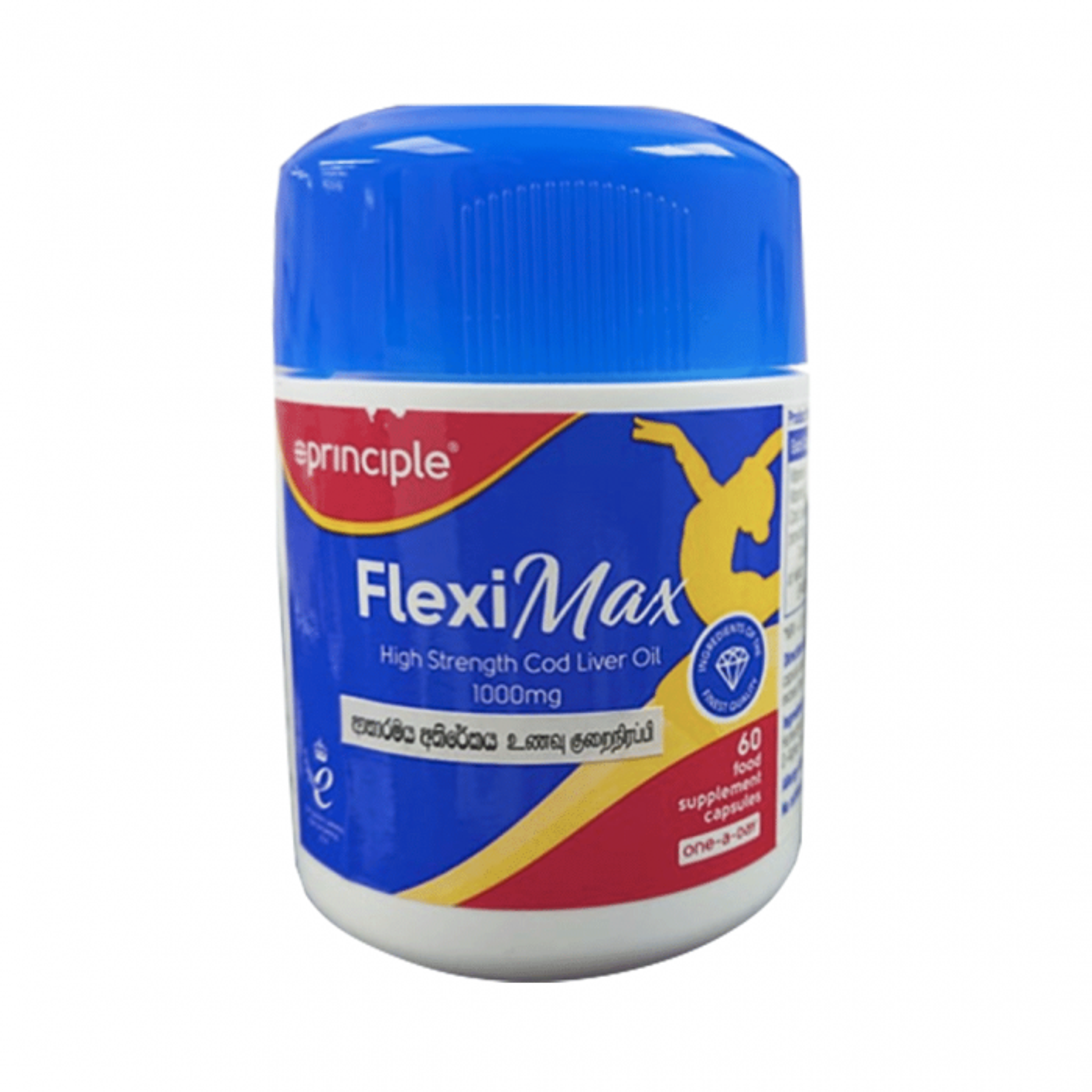 PRINCIPLE FLEXIMAX CAPS 60'S
