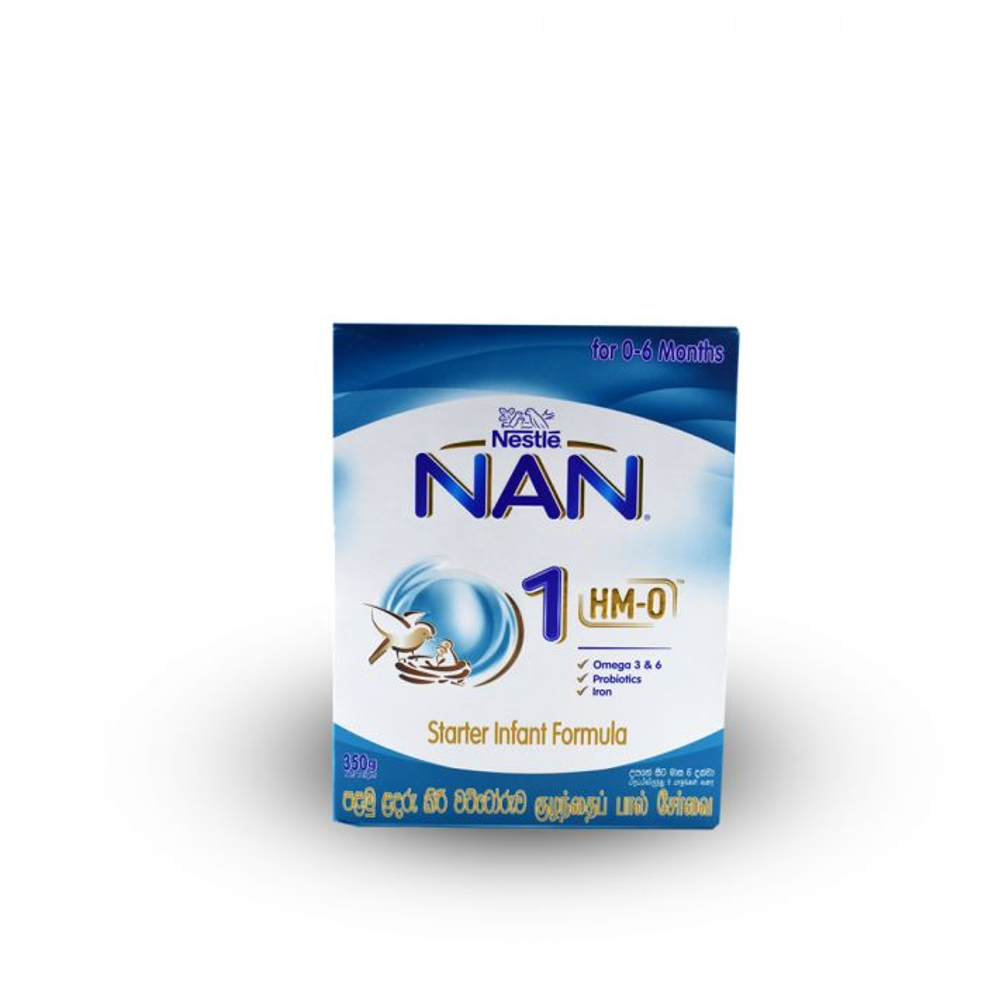 NAN 1 (0-6) MONTHS 350G